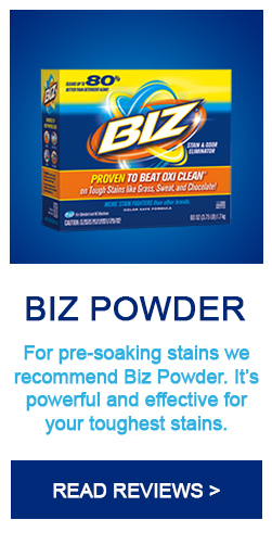 biz powder soak